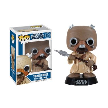 Funko POP Star Wars Tusken Raider 2598 Mainan Anak
