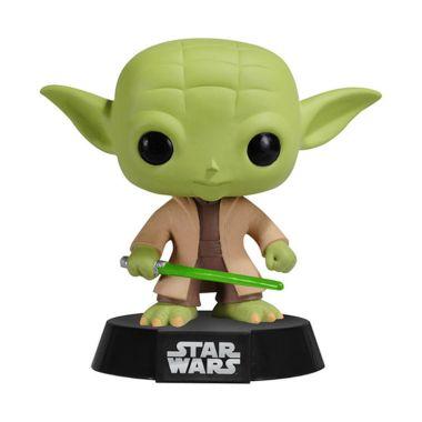 Funko Pop Star Wars Yoda 2322 Mainan AnakRp 250,000Rp 225,00010% OFF