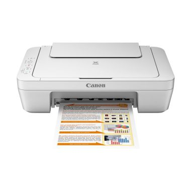 Canon PIXMA MG2570 Putih Printer Multifungsi