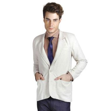 ... Label Eight Merino Blazer White. Label Eight Merino Blazer White. Aquinn Labelle Blazer Long Sleeve Squall Hitam Cream ...