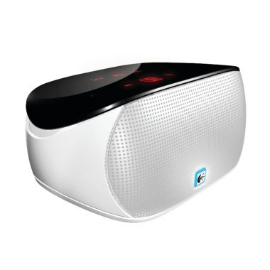 harga Logitech Mini Boom Box White Speaker Blibli.com
