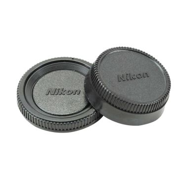 Nikon Camera Body and Rear Cap Cove ...