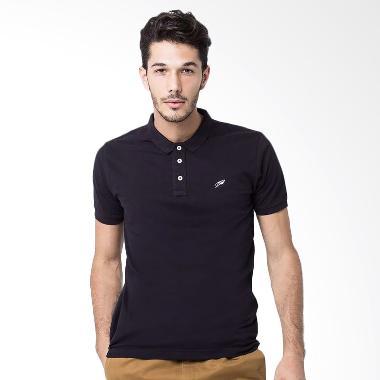 BLXS Brolle Polo Shirt Pria - Black