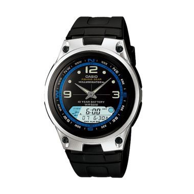 Casio Outgear AW-82-1AV Black Jam T ...