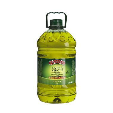 Borges Extra Virgin Olive Oil Minyak Zaitun [5 L]