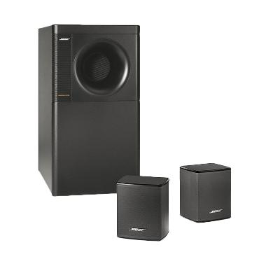 bose wireless home theater speakers. bose speaker acoustimass am3 series v hitam home theater wireless speakers o