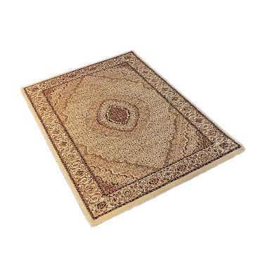 Karpet Permadani Import Boukhara 855 Cream [120x170 cm]