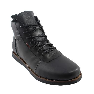 Bradley's Brodo Sepatu Boots Pria - Black