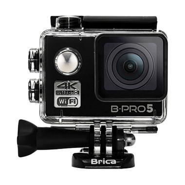 Brica B-Pro 5 Alpha Edition Mark II 4K Action Camera - Black
