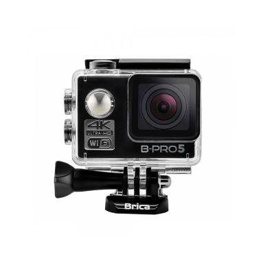 Brica B-Pro 5 Alpha Edition Mark II Action Camera - Black
