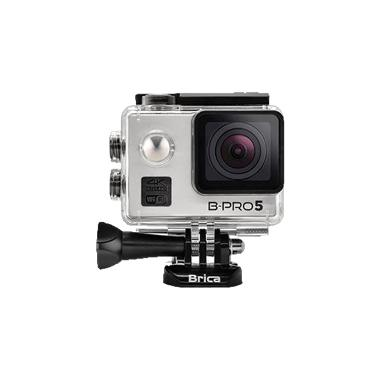 Brica B-Pro 5 Alpha Edition Mark II Action Camera - Silver