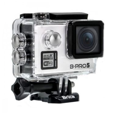 Brica B PRO 5 Alpha Plus White Action Camera