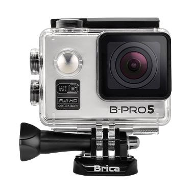 Brica B-PRO5 Alpha Edition Silver Action Camera