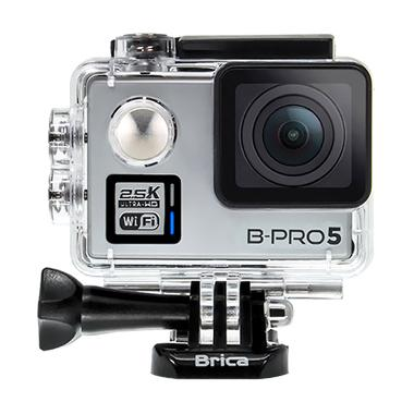 Brica B-PRO5 Alpha Plus Action Camera - Silver