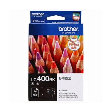 Brother LC400BK Black Ink Cartridge