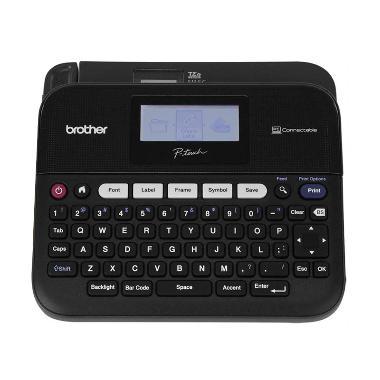 harga Brother PT-D450 Printer Label Maker PC Connectable Blibli.com