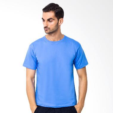 Browncola Polos Kaos Pria - Royal Blue