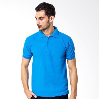 Browncola Polo Shirt - Blue Torqoise