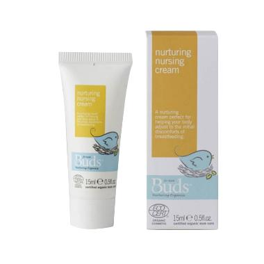 Buds Organics Nurturing Nursing Cream [15 mL]