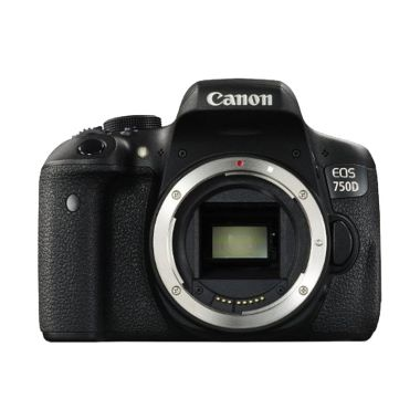 Canon EOS 750D Body Only Kamera DSL ...