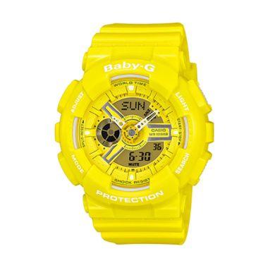 Casio Baby-G BA-110BC-9ADR Kuning J ...