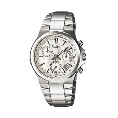 Casio Sheen SHE-5019D-7ADR Silver P ...