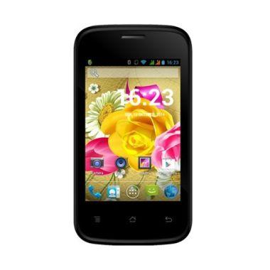Evercoss A33A Hitam Smartphone      ...