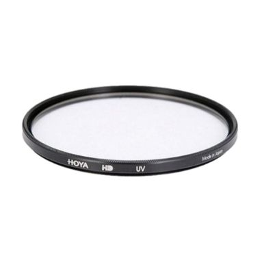 Hoya HD UV 49mm Hitam Filter Lensa