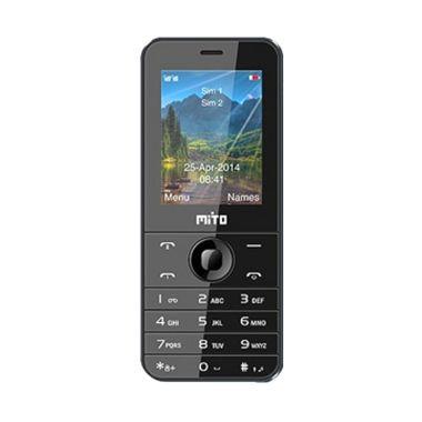 Jual Mito 116 Hitam Handphone Harga Rp 155000. Beli Sekarang dan Dapatkan Diskonnya.