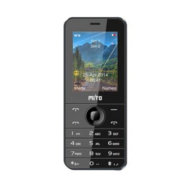 Jual Mito 118 Hitam Handphone Harga Rp 185000. Beli Sekarang dan Dapatkan Diskonnya.