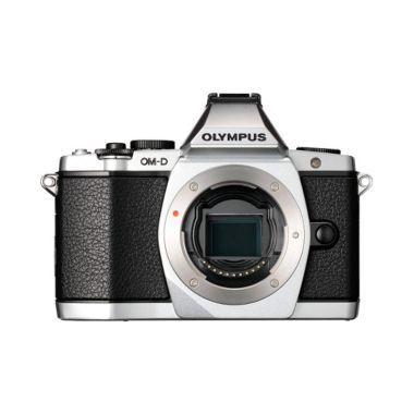 Olympus OM-D E-M5 M1250K Silver Kam ...