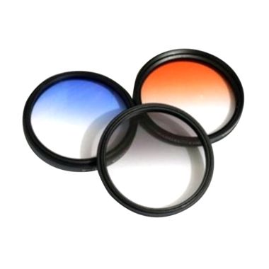 Optic Pro kit Gradual 67mm Hitam Fi ...