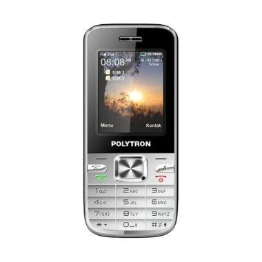 Jual Polytron C202 Silver Handphone Harga Rp 195000. Beli Sekarang dan Dapatkan Diskonnya.