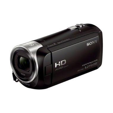 Sony HDR-CX405 Hitam Kamera Video   ...