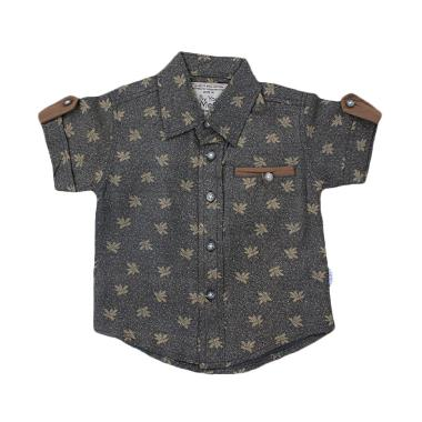 byyouandme Clover shirt Anak - Brown
