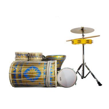 harga Cahaya Abadi 81 Marawis Batik Super mahoni fullset - Multi Color Blibli.com