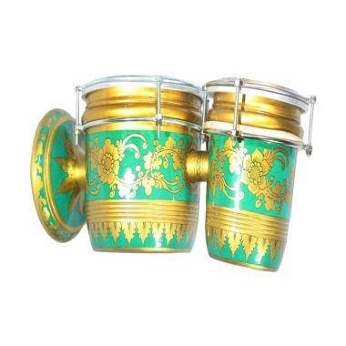 harga Cahaya Abadi 81 Marwas Batik Alat Musik Tamtam Marawis Blibli.com