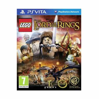 PS VITA Lego Lord Of The Ring       ...