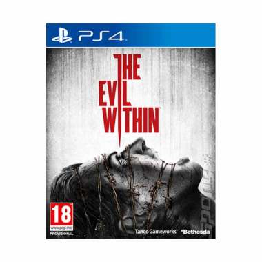 PS4 The Evil Within                 ...