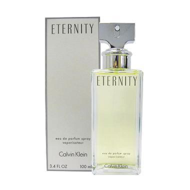Calvin Klein Eternity Ladies EDP Parfum Wanita [100 ML]