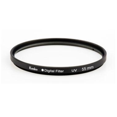 Kenko High Quality UV 55mm Filter Lensa