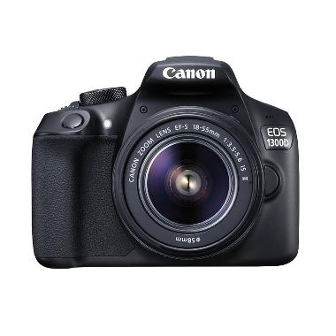Canon EOS 1300D Kit 18-55 IS II (Resmi PT Datascrip)