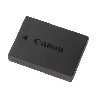 Canon Lithium-Ion LP-E10 Baterai Kamera [1865 mAh]