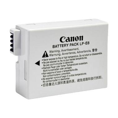 Canon Baterai LP E8