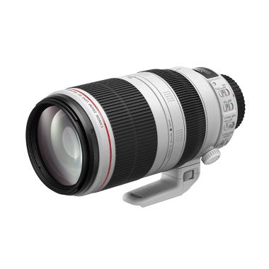 Canon EF 100-400mm F4.5-5.6L IS II USM Lensa Kamera