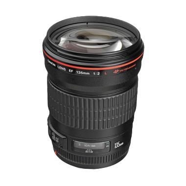 Canon Lensa EF 135mm f/2.0 L USM