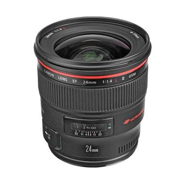Canon Lensa EF 24mm f/1.4 L II USM