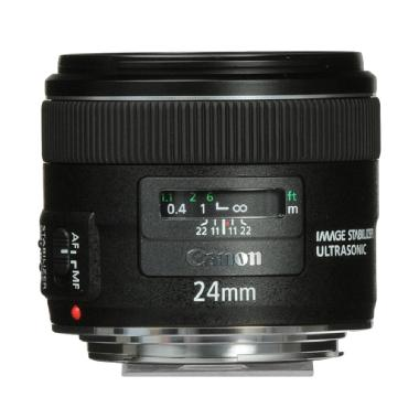 Canon EF 24mm f/2.8 IS USM Lensa Kamera