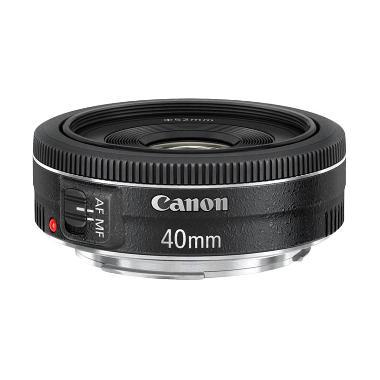 Canon Lensa EF 40mm f/2.8 STM
