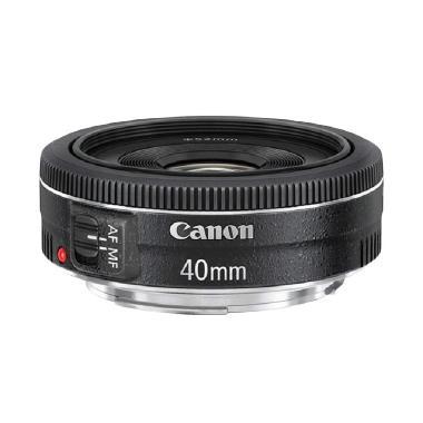 Canon EF 40mm f/2.8 STM Lensa Kamera
